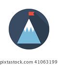 ภูเขา,ธง,ยอดเขา 41063199