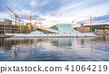 Opera House the famous place in Oslo city, Norway 41064219