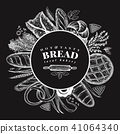 bread, bakery, vector 41064340
