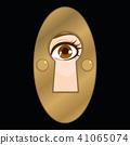 Keyhole Eye Spy 41065074
