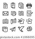 paper icon 41066095