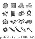 wood icon 41066145