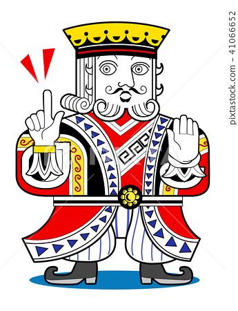 트럼프의 왕 - 포인트 41066652