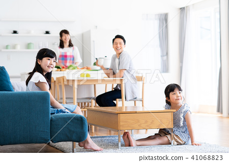Young family 41068823