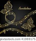 Musical design elements 41069175