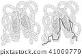 Pointe Shoes maze 41069779
