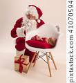baby christmas child 41070594