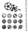 ball icon 41071644