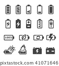 battery icon 41071646