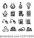 bio fuel icon 41071649