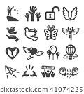freedom icon 41074225