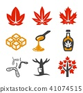maple icon 41074515