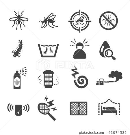 mosquito icon 41074522
