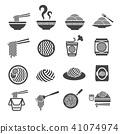 noodle icon 41074974