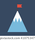 ภูเขา,ธง,ยอดเขา 41075347