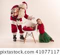 婴儿 宝宝 圣诞节 41077117