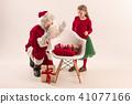 baby christmas child 41077166
