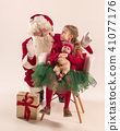 婴儿 宝宝 圣诞节 41077176