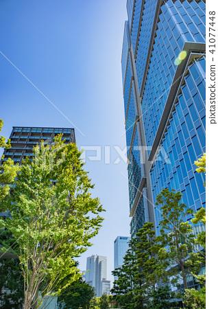 고층 빌딩 41077448