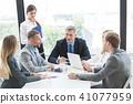 商业 商务 小组 41077959