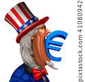 American European Economic Concept 41080942