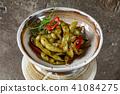 Steamed Edamame Bean (Green Soybean) , East Asian Cuisine, 41084275