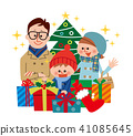 Christmas with family 41085645