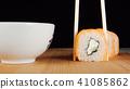sushi, take, chopstick 41085862