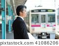 사업 기차역 촬영 협조 : 게이오 전철 주식회사 41086206