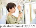 事業女性 商務女性 商界女性 41087771
