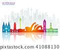 Australia Landmark Global Travel And Journey. 41088130