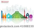 Mexico Landmark Global Travel And Journey  41088330