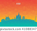 Russia Landmark Global Travel And Journey paper  41088347