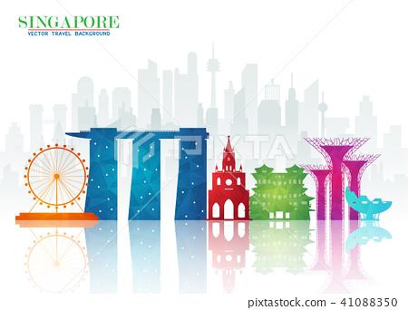 singapore Landmark Global Travel And Journey  41088350