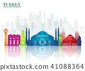 Turkey Landmark Global Travel And Journey paper 41088364