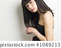 Female beauty series 41089213
