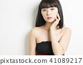 Female beauty series 41089217
