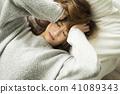 少女 年轻女性 年轻女子 41089343
