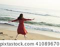 女性海岸 41089670