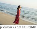 女性海岸 41089681