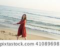 女性海岸 41089698