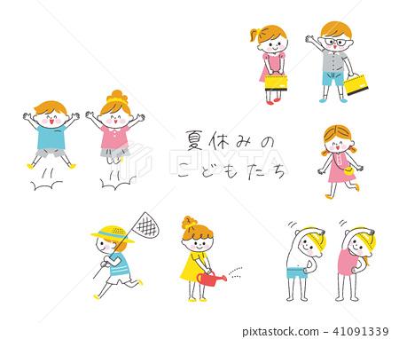 兒童 孩子 小孩 41091339