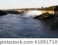 尼亚加拉瀑布,彩虹,雾,自然,尼亚加拉,美国 41091710