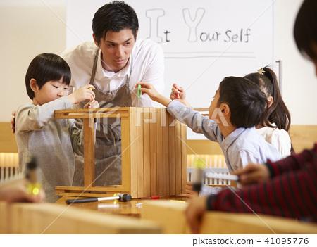 어린이 워크숍 공작 41095776