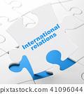 puzzle, concept, relations 41096044
