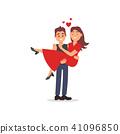 lovers, romantic, couple 41096850