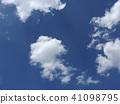 ท้องฟ้าเป็นสีฟ้า,ฤดูร้อน,หน้าร้อน 41098795