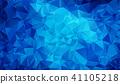 Vector Polygon Abstract modern Polygonal Geometric 41105218