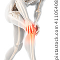 knee,pain,joint 41105408