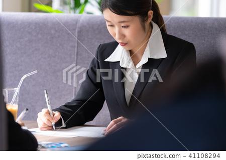 婦女參加招聘 41108294